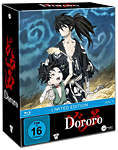 Dororo Vol. 1 - Limited Edition (inkl. Schuber) Blu-ray