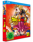 Dragonball Super Vol. 1 Blu-ray (2 Discs)