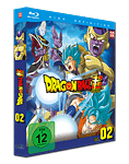Dragonball Super - 2. Arc: Goldener Freezer Blu-ray (2 Discs)
