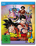 Dragonball Super Vol. 6 Blu-ray (2 Discs)