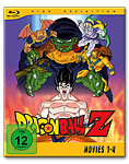 Dragonball Z - Movies 1-4 Blu-ray (2 Discs)
