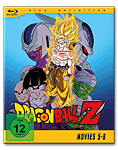 Dragonball Z - Movies 5-8 Blu-ray (2 Discs)