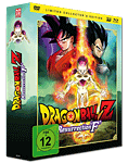 Dragonball Z: Resurrection 'F' - Collector's Edition Blu-ray (3 Discs) (Anime Blu-ray)