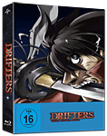 Drifters: Battle in a Brand-new World War - Collector's Edition Blu-ray (2 Discs)