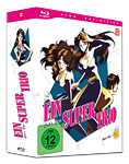 Ein Super Trio - Cat's Eye Box Vol. 1 Blu-ray (4 Discs)