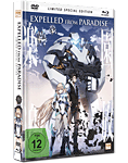 Expelled From Paradise - Limited Special Edition Blu-Ray (2 Discs)