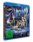 Fairy Tail: Dragon Cry Blu-ray (Anime Blu-ray)