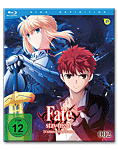 Fate/stay night: Unlimited Blade Works Vol. 2 Blu-ray