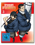 Fire Force Vol. 3 Blu-ray