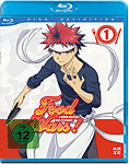 Food Wars - Shokugeki no Soma Vol. 1 Blu-ray