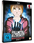 Fullmetal Alchemist: Brotherhood Vol. 1 Blu-ray