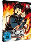 Fullmetal Alchemist: Brotherhood Vol. 3 Blu-ray