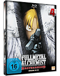 Fullmetal Alchemist: Brotherhood Vol. 4 Blu-ray