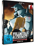 Fullmetal Alchemist: Brotherhood Vol. 6 Blu-ray