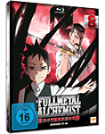 Fullmetal Alchemist: Brotherhood Vol. 8 Blu-ray