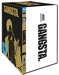 Gangsta. Vol. 1 - Limited Edition (inkl. Schuber) Blu-ray (Anime Blu-ray)