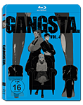 Gangsta. Vol. 4 Blu-ray (Anime Blu-ray)