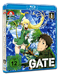 Gate Vol. 1 Blu-ray (Anime Blu-ray)