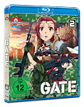 Gate Vol. 2 Blu-ray (Anime Blu-ray)