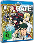 Gate Vol. 8 Blu-ray (Anime Blu-ray)