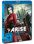 Ghost in the Shell Arise: Border 1+2 Blu-ray