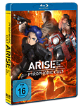 Ghost in the Shell Arise: Border 5 - Pyrophoric Cult Blu-ray