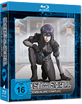 Ghost in the Shell: Stand Alone Complex - Die komplette Staffel Blu-ray (4 Discs) (Anime Blu-ray)