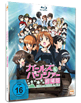 Girls & Panzer: Der Film Blu-ray (Anime Blu-ray)