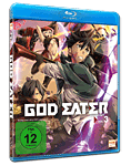 God Eater Vol. 3 Blu-ray