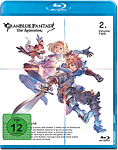 Granblue Fantasy: The Animation Vol. 2 Blu-ray (Anime Blu-ray)