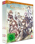 Grimgar, Ashes and Illusions - Gesamtausgabe Blu-ray (3 Discs)