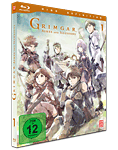 Grimgar, Ashes and Illusions Vol. 1 Blu-ray (Anime Blu-ray)