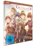 Grimgar, Ashes and Illusions Vol. 3 Blu-ray