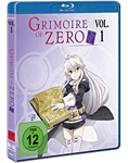 Grimoire of Zero Vol. 1 Blu-ray