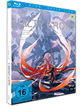 Guilty Crown Vol. 4 Blu-ray