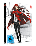 Harmony: Project Itoh Teil 2 - Steelbook Edition Blu-ray (2 Discs)