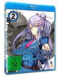 Heavy Object Vol. 2 Blu-ray