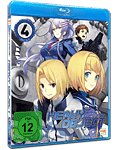 Heavy Object Vol. 4 Blu-ray