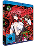 HighSchool DxD BorN Vol. 1 Blu-ray