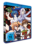 HighSchool DxD BorN Vol. 3 Blu-ray (Anime Blu-ray)