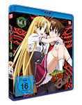 HighSchool DxD BorN Vol. 4 Blu-ray (Anime Blu-ray)