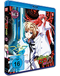 HighSchool DxD New Vol. 3 Blu-ray (Anime Blu-ray)