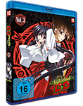 HighSchool DxD Vol. 3 Blu-ray (Anime Blu-ray)