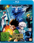 Hunter x Hunter: The Last Mission Blu-ray