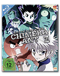 Hunter x Hunter Vol. 10 Blu-ray (2 Discs)