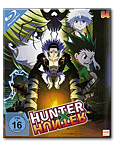 Hunter x Hunter Vol. 4 Blu-ray (2 Discs)
