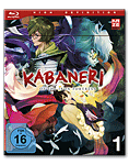 Kabaneri of the Iron Fortress Vol. 1 Blu-ray