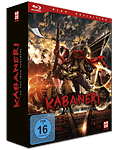 Kabaneri of the Iron Fortress Vol. 3 - Limited Edition (inkl. Schuber) Blu-ray