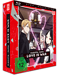 Kaguya-sama: Love is War Vol. 1 - Limited Edition (inkl. Schuber) Blu-ray