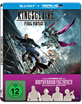 Kingsglaive: Final Fantasy 15 - Steelbook Edition Blu-ray (2 Discs)